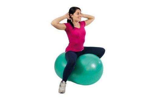 упражнения для ягодиц прыжки на фитболе