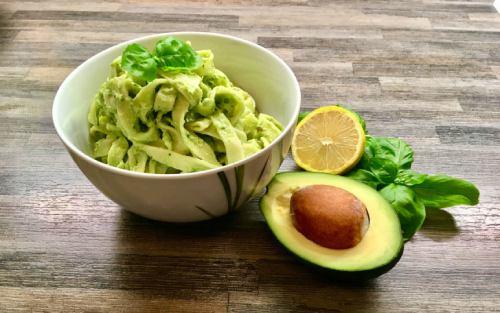 заменить майонез авокадо
