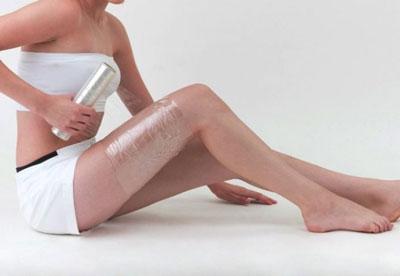 обертывания для похудения ляшек в домашних условиях