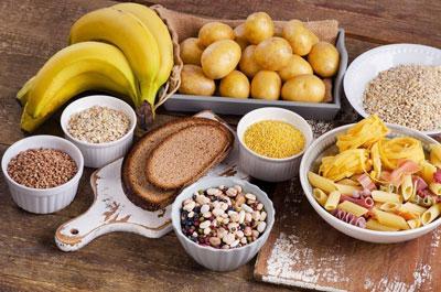 список полезных углеводов для похудения