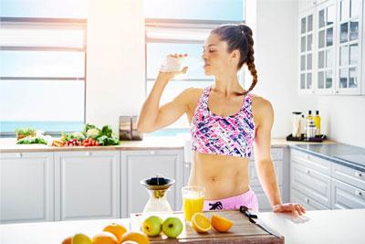 как похудеть с помощью простой диеты в домашних условиях