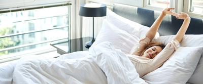 сколько нужно спать девушке чтобы похудеть