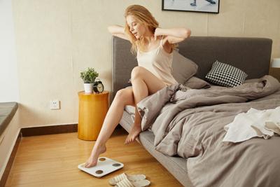 сколько нужно спать женщине чтобы похудеть