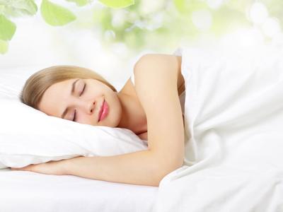как похудеть с помощью сна