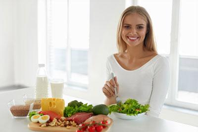 стройные привычки: еда