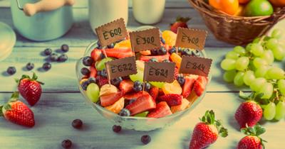 Опасные пищевые добавки для здоровья человека