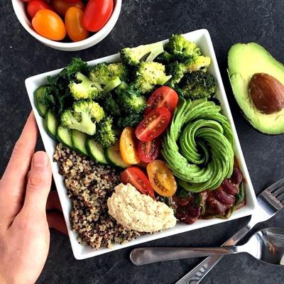 правильное питание для похудения с чего начать 2