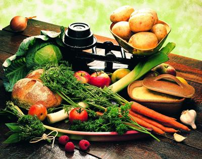 сбалансированное питание без мяса