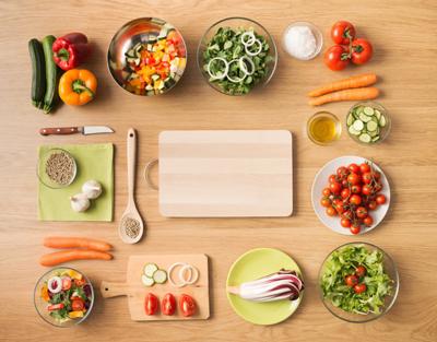 здоровое питание без мяса