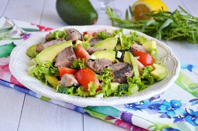 авокадо полезные свойства +для похудения женщины рецепты с тунцом