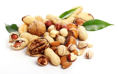 Мифы о еде орехи