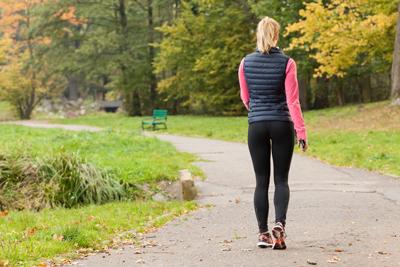 мотивация на похудение с помощью ходьбы