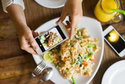 фотографируйте еду что бы отказаться от вредного