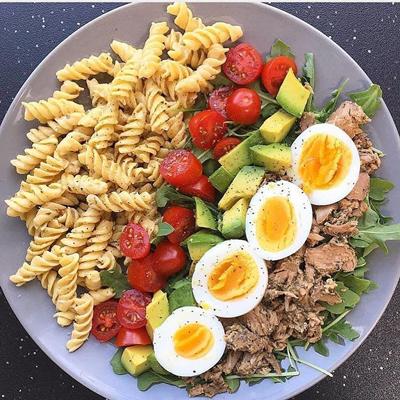 красивая еда может быть полезной