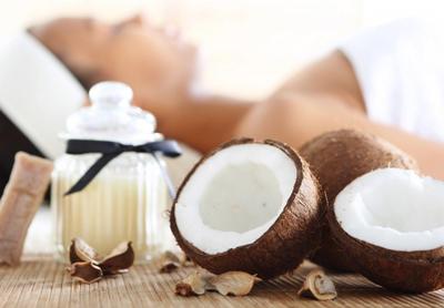 кокосовое масло для похудения живота