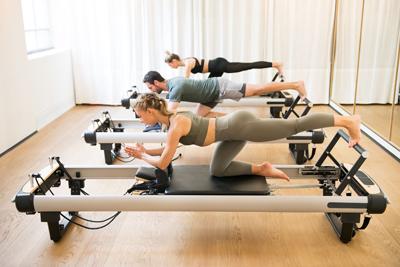 йога пилатес тренировки