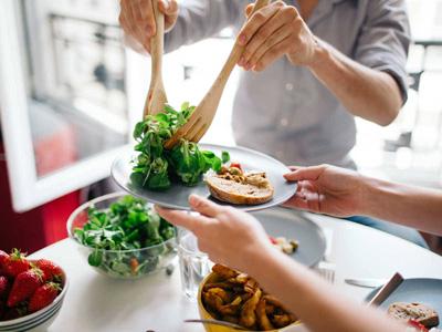 Правила рационального здорового питания