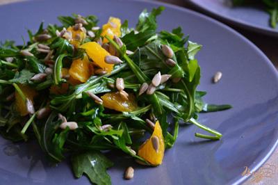 руккола для похудения рецепты салатов