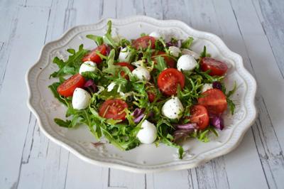 руккола для похудения рецепты салатов 2