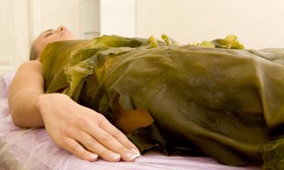 лучшие обертывания с водорослями