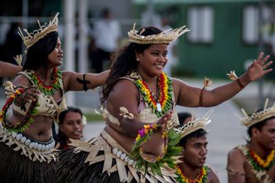 Самые «толстые» страны в мире: Карибати