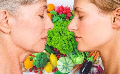 продукты, которые старят женщину