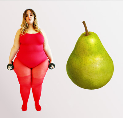 лучшие диеты для фигуры груша