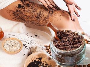 рецепт домашнего скраба из кофе