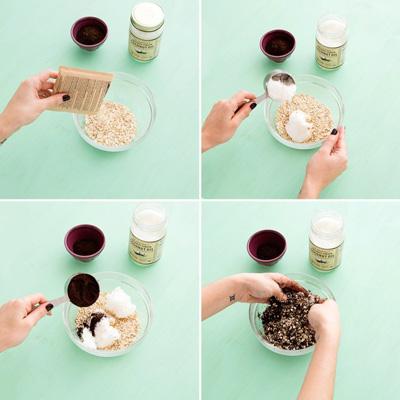 как сделать кофейный скраб для тела в домашних условиях