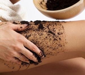 как сделать кофейный скраб для тела от целлюлита