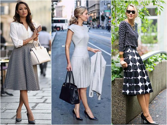 какую юбку одеть маме на 1 сентября 4