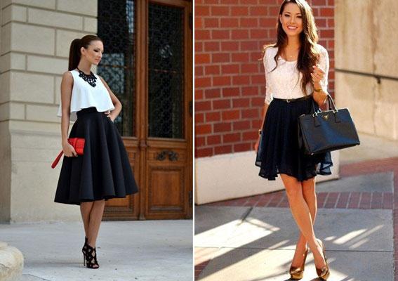 какую юбку одеть маме на 1 сентября 3