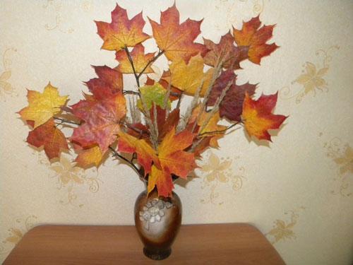Поделки на тему «Осень» своими руками в детский сад