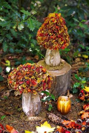 Поделки на тему «Осень» своими руками для детского сада простые