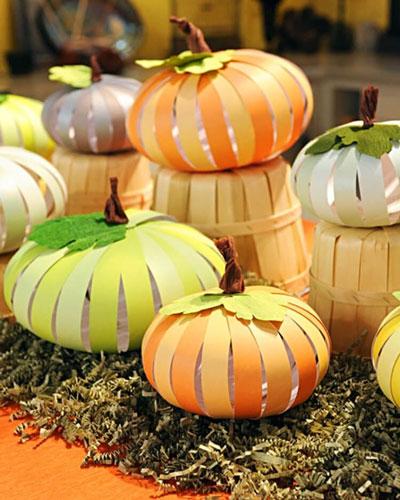 Поделки на тему «Осень» своими руками из картона