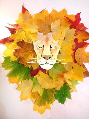 поделка своими руками на тему Осень