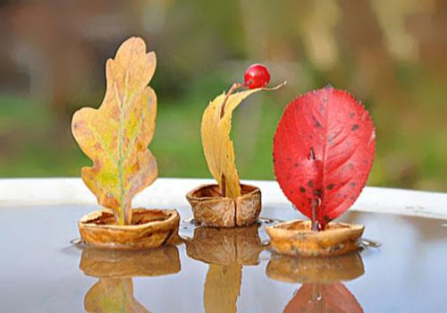 Поделки на тему «Осень» своими руками в школу 2