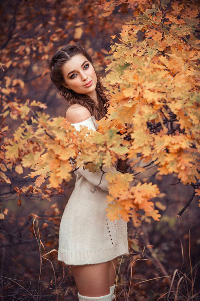 фото осенью