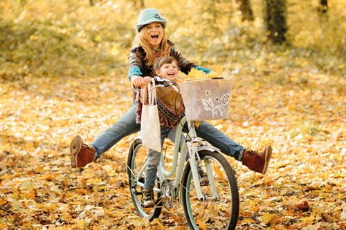 Идеи для семейной фотосессии осенью 2