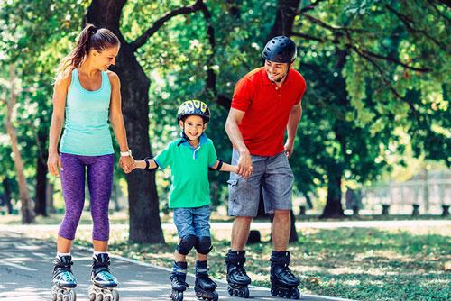семейная фотосессия осенью на природе идеи фото 2