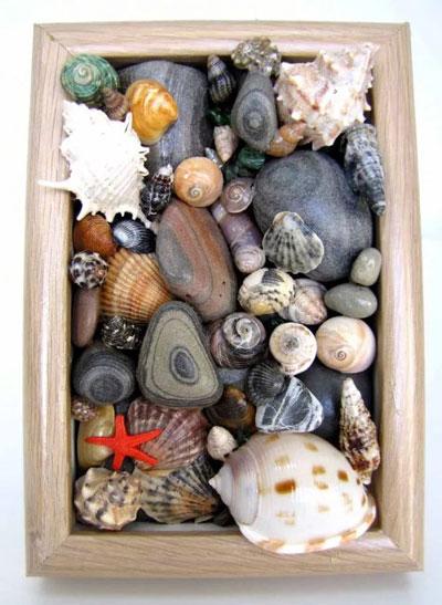 поделки из природного материала руками детей