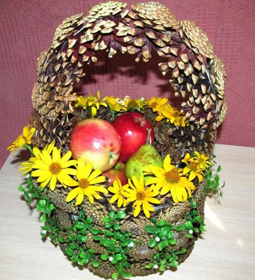 поделки своими руками на тему золотая осень в садик 6