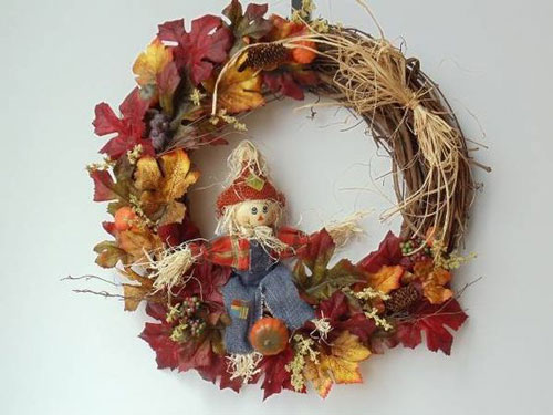 поделки своими руками на тему золотая осень в садик
