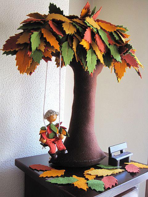 Поделки на тему Осень своими руками для детского сада простые