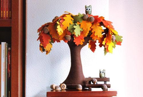 Поделки на тему Осень своими руками в садик