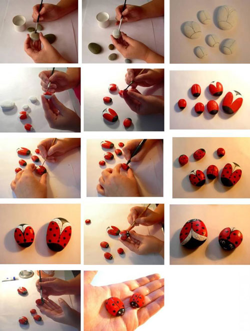 поделки из природного материала для детей 5-6 лет своими руками 2