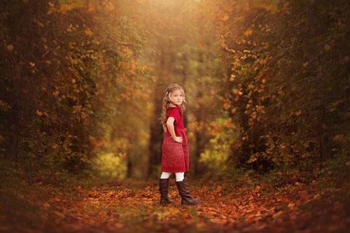 идеи для семейной фотосессии осенью на природе с детьми 4