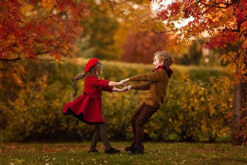 идеи для семейной фотосессии на природе осенью фото 8