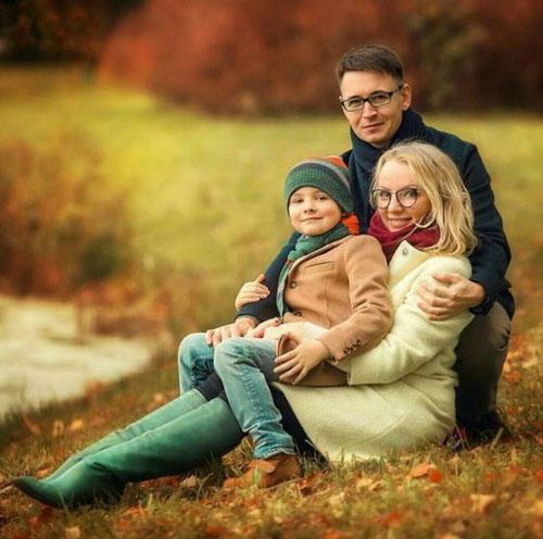 идеи для семейной фотосессии на природе осенью фото 7