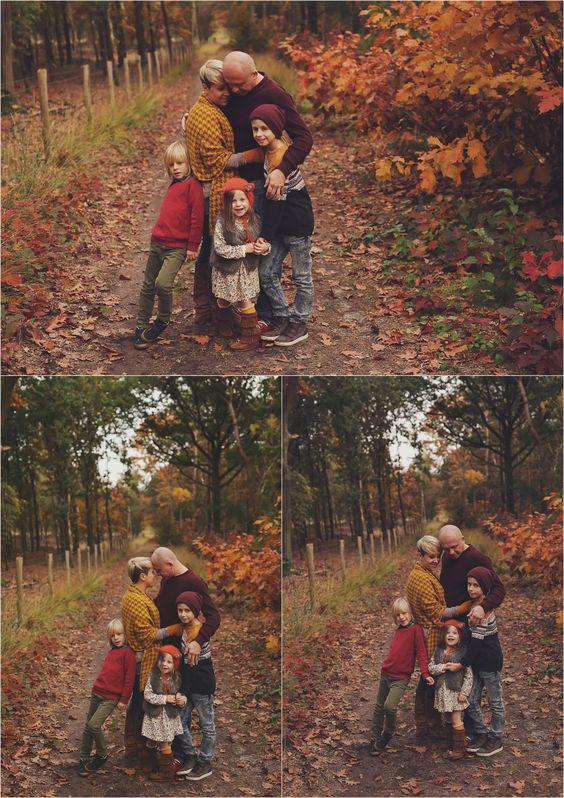 идеи для семейной фотосессии на природе осенью фото 6